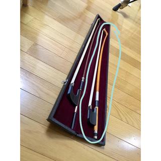 コントラバス 弓 フレンチ sugito 杉藤 (コントラバス)
