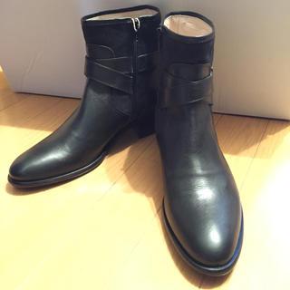 LEONARDO PRINCIPIレオナルドプリンシペ ショートブーツ(ブーツ)