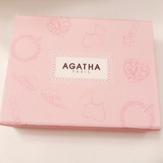 アガタ(AGATHA)のagatha ピンク アイシャドウ&リップ(アイシャドウ)
