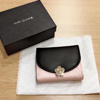 マリークワント(MARY QUANT)のマリークワント 三つ折り財布(折り財布)