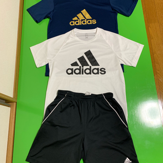 アディダス(adidas)のアディダスTシャツセット(Tシャツ/カットソー(半袖/袖なし))