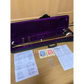 二胡 ER-400 彩雲 紅木 マックコーポレーション(その他)
