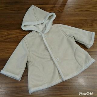 ムジルシリョウヒン(MUJI (無印良品))のコート ジャンパー 80 無印良品(ジャケット/コート)