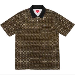 シュプリーム(Supreme)のSupreme bridle print polo(ポロシャツ)