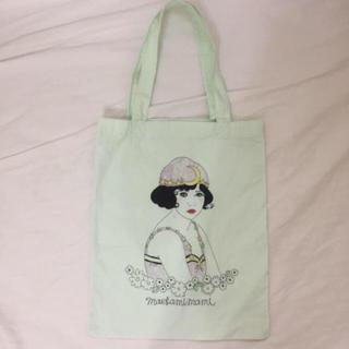 ジーユー(GU)のmaegamimami(トートバッグ)