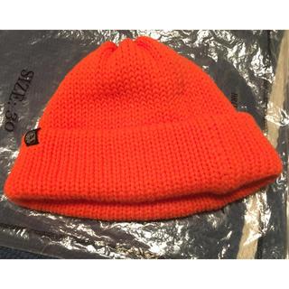 クーティー(COOTIE)のcootie ワッチキャップ ニット帽(ニット帽/ビーニー)