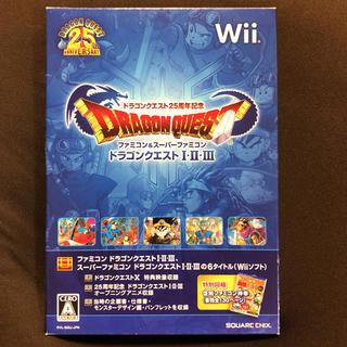ウィー(Wii)のドラゴンクエスト25周年記念 ファミコン&スーパーファミコン ドラゴンクエスト…(家庭用ゲームソフト)