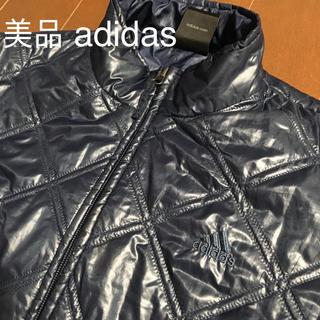 アディダス(adidas)のadidas 美品 (ダウンジャケット)