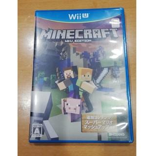 ウィーユー(Wii U)の中古MINECRAFT: Wii U EDITION マインクラフト マイクラ(家庭用ゲームソフト)