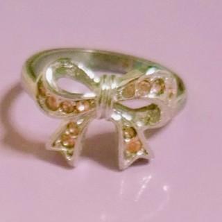 りぼんの指輪(リング(指輪))