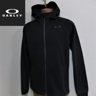 Oakley - オークリーOAKLEY◆テックフリースパーカー◆ブラック
