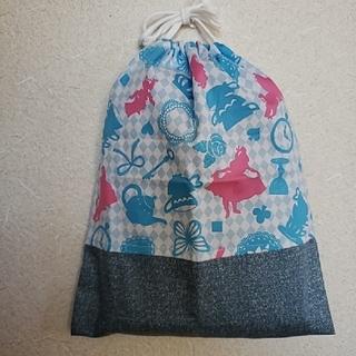 【売約済】体操服袋(13)(14)2枚(体操着入れ)