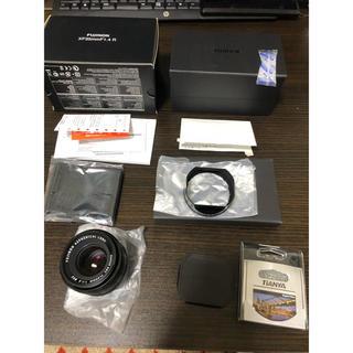 フジフイルム(富士フイルム)の新品未使用 富士フィルム フジノンレンズ XF35mmF1.4 R おまけ付き(レンズ(単焦点))