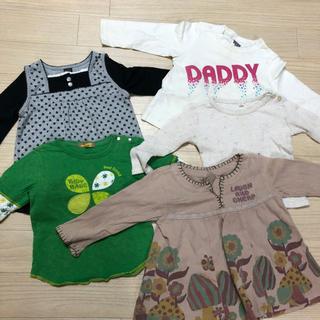 ダディオーダディー(daddy oh daddy)の女の子 トップス まとめ売り(Tシャツ/カットソー)