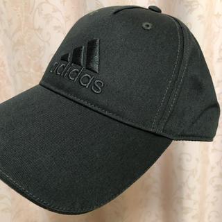 アディダス(adidas)のアディダス キャップ グレー(キャップ)