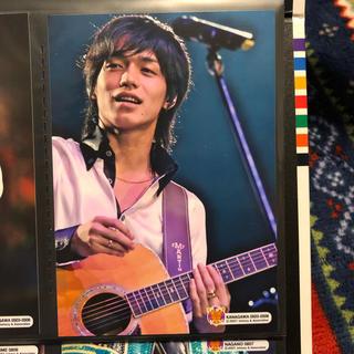 カンジャニエイト(関ジャニ∞)の錦戸亮 公式写真⑦⓪(アイドルグッズ)