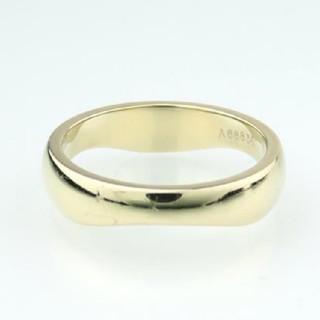 カルティエ(Cartier)のK18カルティエリング(リング(指輪))