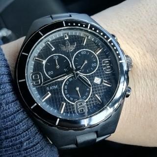 アディダス(adidas)のアディダス 腕時計 電池交換済み!(腕時計(アナログ))