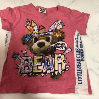リトルベアークラブ(LITTLE BEAR CLUB)のリトルベアートップス★A(Tシャツ/カットソー)