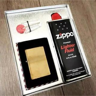 ジッポー(ZIPPO)の新品未使用 ジッポ zippo(タバコグッズ)