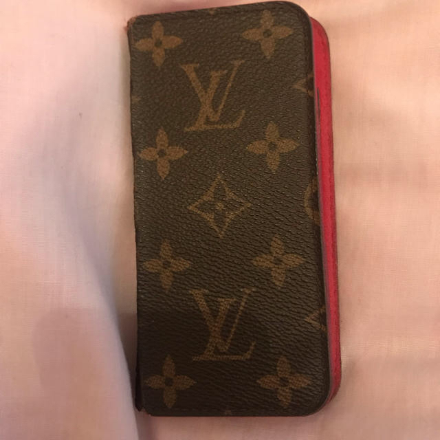 LOUIS VUITTON - ルイヴィトン iphoneケース7 の通販 by shimazuayaka's shop|ルイヴィトンならラクマ