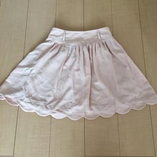 シマムラ(しまむら)の膝丈スカート(ひざ丈スカート)