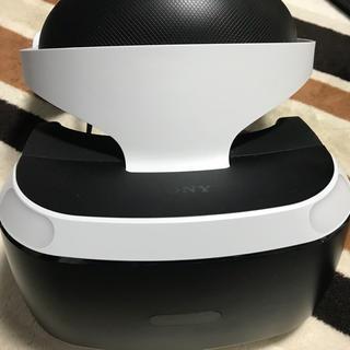 プレイステーションヴィーアール(PlayStation VR)のPlayStation VR カメラ付き 旧型(家庭用ゲーム機本体)