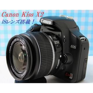 キヤノン(Canon)の♦️スマホ・コンデジからのステップアップ!Canon EOS  KissX2♦️(デジタル一眼)