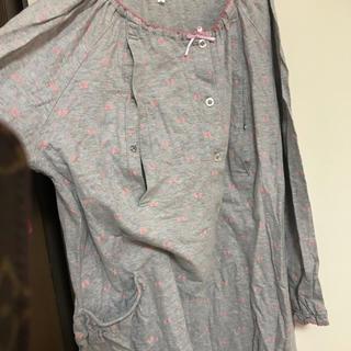 授乳服 大きいサイズ(マタニティウェア)