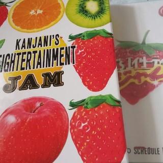 カンジャニエイト(関ジャニ∞)の関ジャニ Jam 初回限定盤 DVD 美品 付属品付 値下げ品(アイドルグッズ)