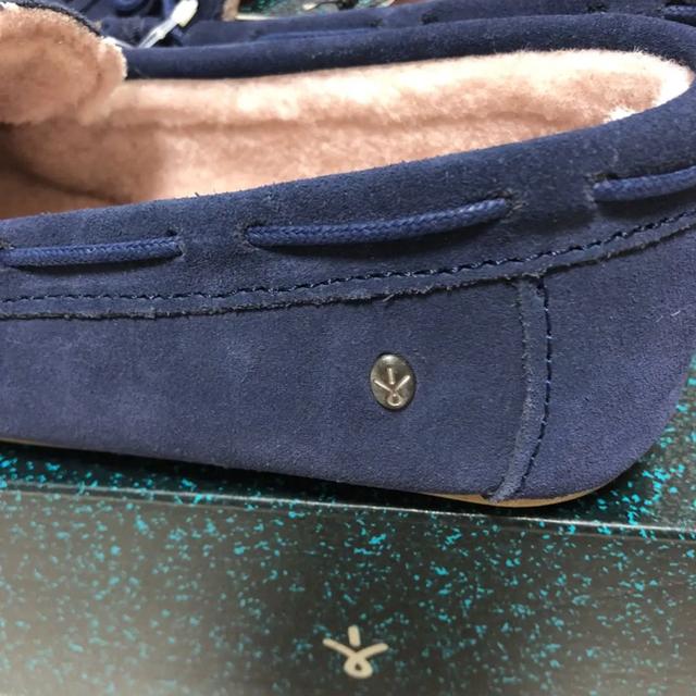 EMU(エミュー)のお値下げしました!新品 emu モカシン 21cm  レディースの靴/シューズ(スリッポン/モカシン)の商品写真