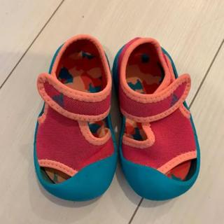 アディダス(adidas)のadidas ベビーシューズ(サンダル)