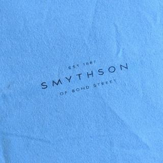 スマイソン(Smythson)の【新品】Smythson スマイソン ダストバッグ 布袋 保存袋 のみ(その他)