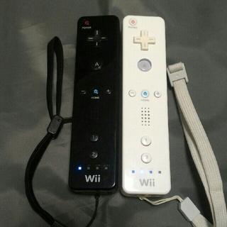 ウィー(Wii)のB wiiリモコン ストラップ 2個セット(家庭用ゲーム本体)