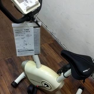 Y37565 フィットネスバイク エアロバイク AFB6013(エクササイズ用品)