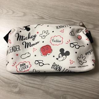 ディズニー(Disney)のポーチ ミッキーマウス(ポーチ)
