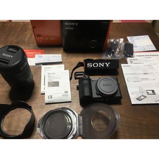 ソニー(SONY)のSONY a6500 レンズセット 美品(ミラーレス一眼)