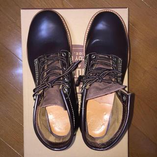 ザリアルマッコイズ(THE REAL McCOY'S)のリアルマッコイズ ベアヘッドブーツ(ブーツ)