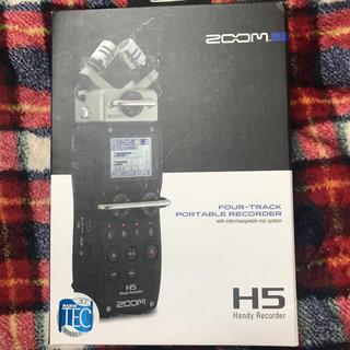 zoom H5 (+9000円でヘッドホン)(その他)