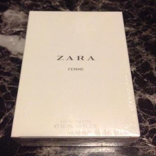ザラ(ZARA)のZARA FEMME オードトワレ 30ml(ユニセックス)