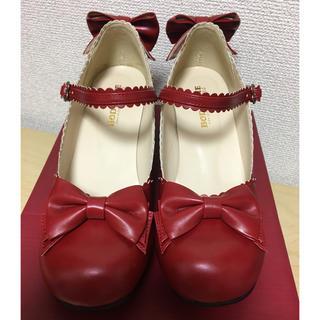 ボディライン(BODYLINE)の靴 パンプス BODY LINE ロリィタ ロリータ(ハイヒール/パンプス)