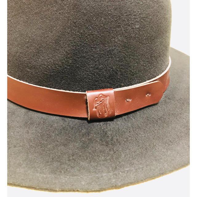 JACKROSE(ジャックローズ)のジャックローズ  ハット ローリングストーンズ メンズの帽子(ハット)の商品写真