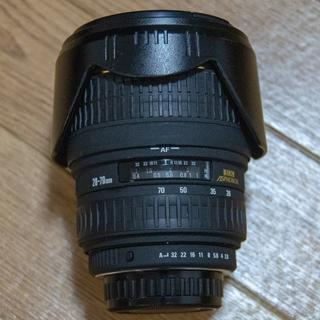 ペンタックス(PENTAX)のシグマ 28-70mm F2.8 EX DG ペンタックス用(レンズ(ズーム))