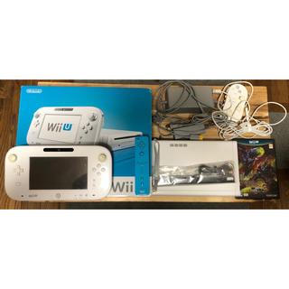 ウィーユー(Wii U)のWii U 本体 モンスターハンター3G及び周辺機器セット(家庭用ゲーム本体)