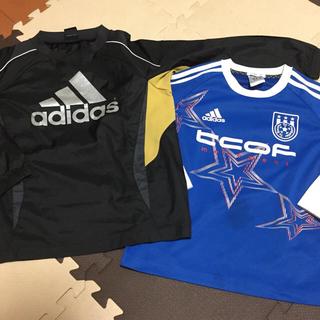 アディダス(adidas)のアディダス adidas ビステ ロンT 長袖 Tシャツ 130(Tシャツ/カットソー)