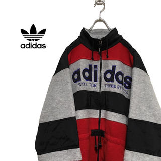 アディダス(adidas)のadidas アディダス 90s フリース ブルゾン(ブルゾン)