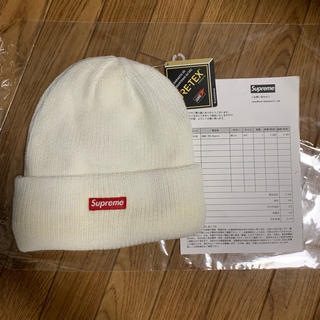 793c651c474 シュプリーム(Supreme)のsupreme GORETEX ビーニー ニット帽(ニット帽 ビーニー)