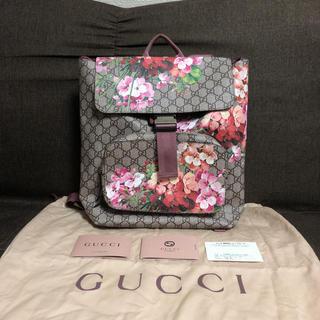 グッチ(Gucci)の新品 GUCCI♡ブルームス リュック(リュック/バックパック)