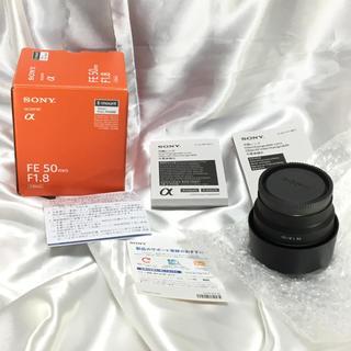 SONY - ソニー SONY FE50ミリF1.8   SEL50F18F