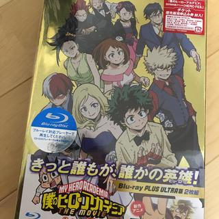 集英社 - 僕のヒーローアカデミア*2人の英雄 DVD